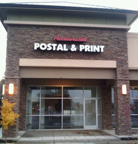 Accelerated Postal & Print